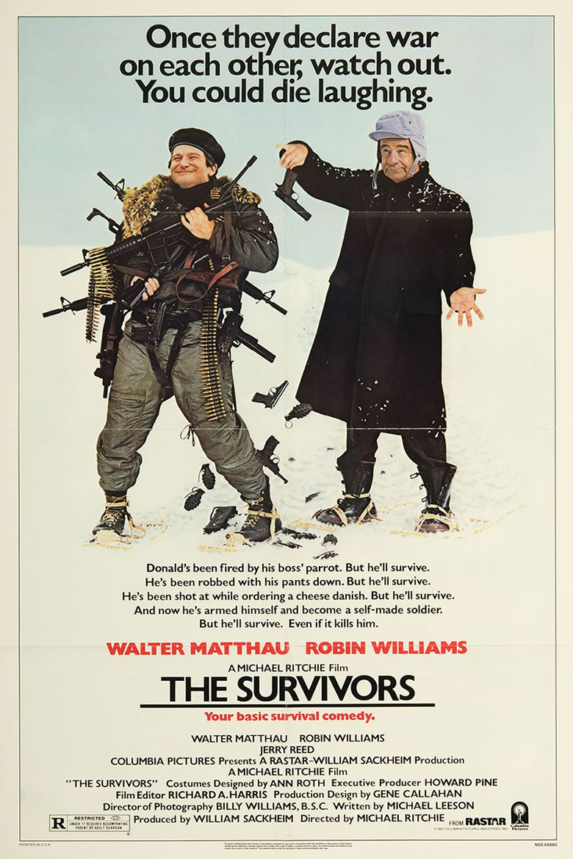 The Survivors Poster