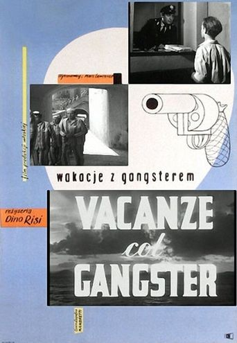 Vacation with a Gangster Poster