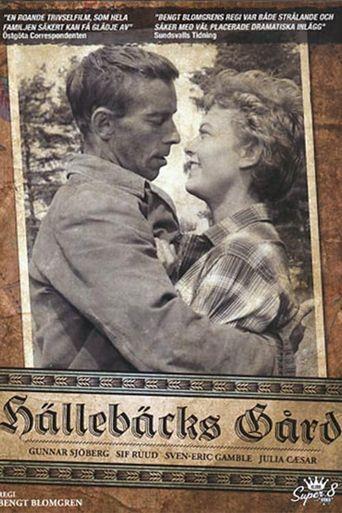 Hällebäcks gård Poster