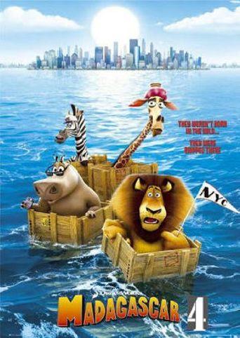Madagascar 4 Poster