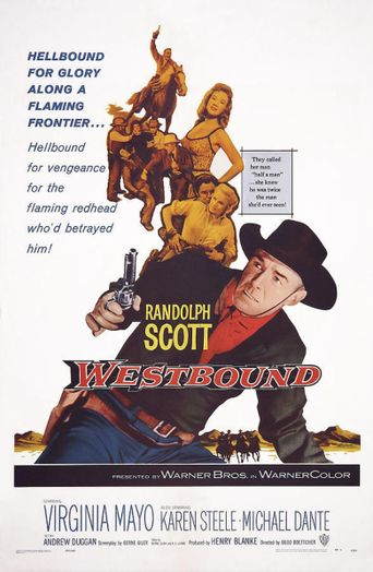 Westbound Poster