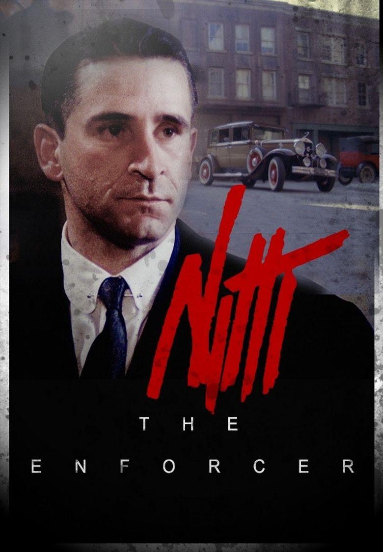 Frank Nitti: The Enforcer Poster