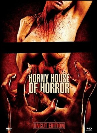 Horny House of Horror Poster