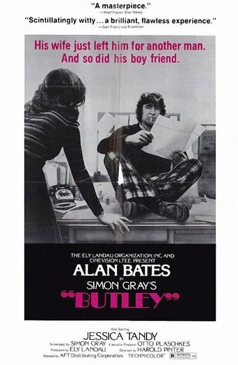 Butley Poster