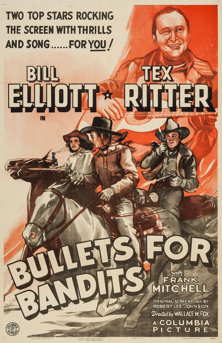 Bullets for Bandits Poster