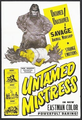 Untamed Mistress Poster