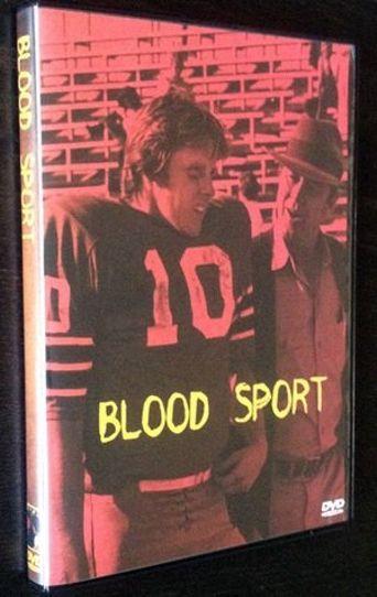 Blood Sport Poster