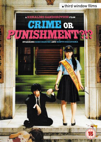 Crime or Punishment?!? Poster