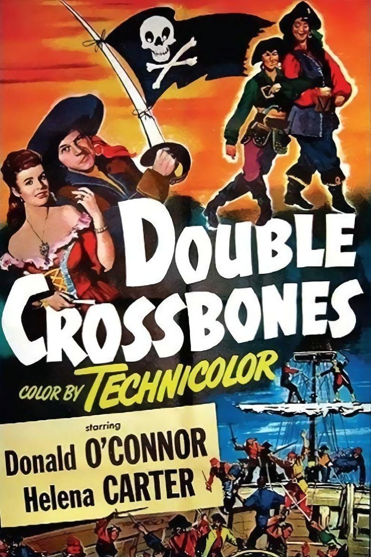 Double Crossbones Poster