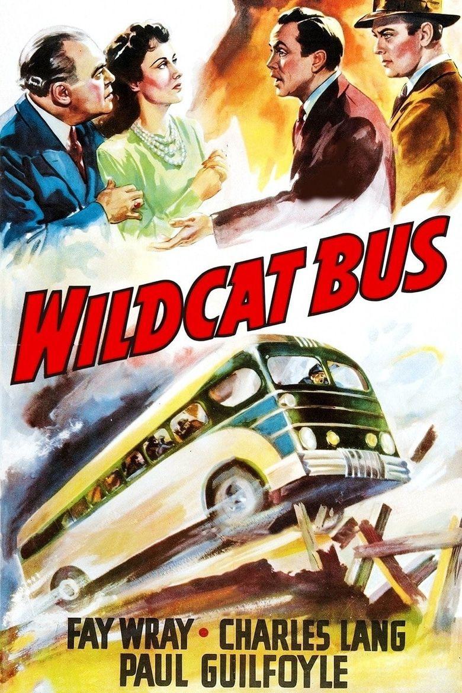 Wildcat Bus Poster