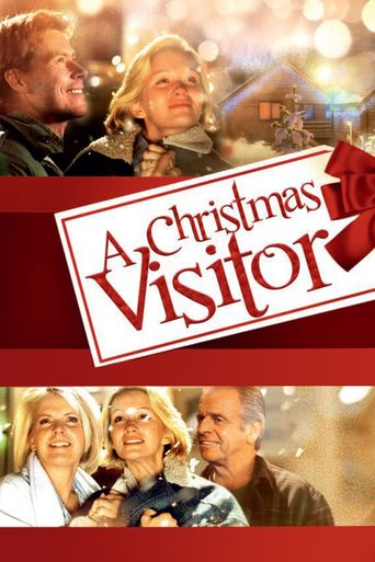 A Christmas Visitor Poster