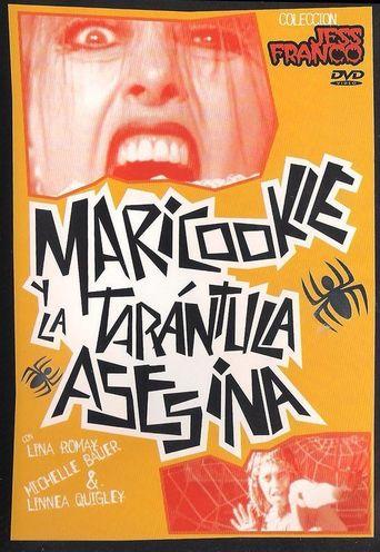 Mari-Cookie and the Killer Tarantula Poster