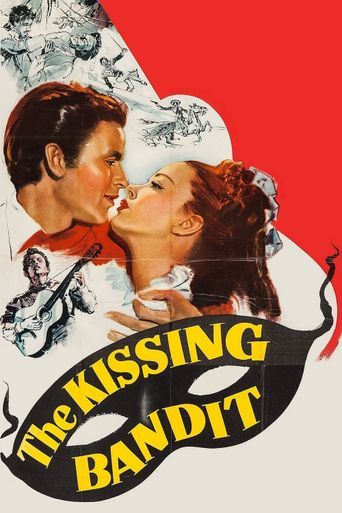 The Kissing Bandit Poster