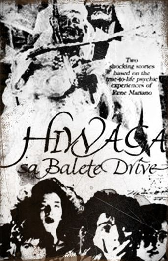 Mystery on Balete Drive Poster
