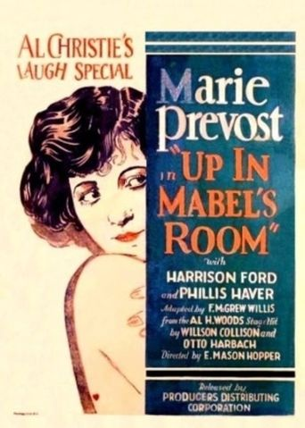 Up in Mabel's Room Poster