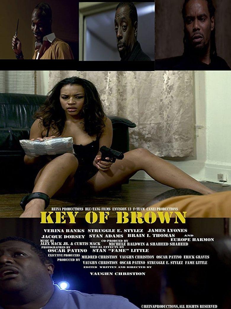 Key of Brown Poster