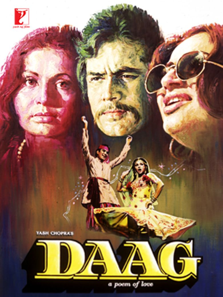 Daag Poster