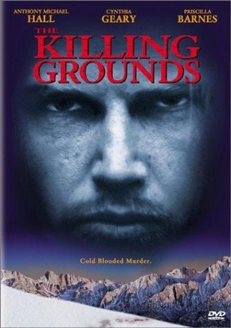 The Killing Grounds Poster