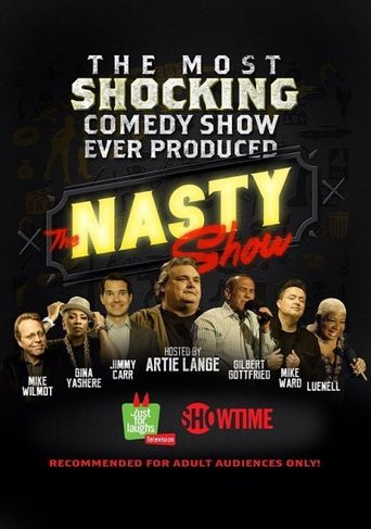 The Nasty Show hosted by Artie Lange Poster