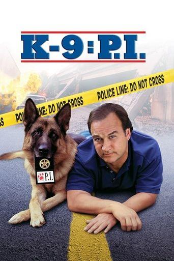 K-9: P.I. Poster