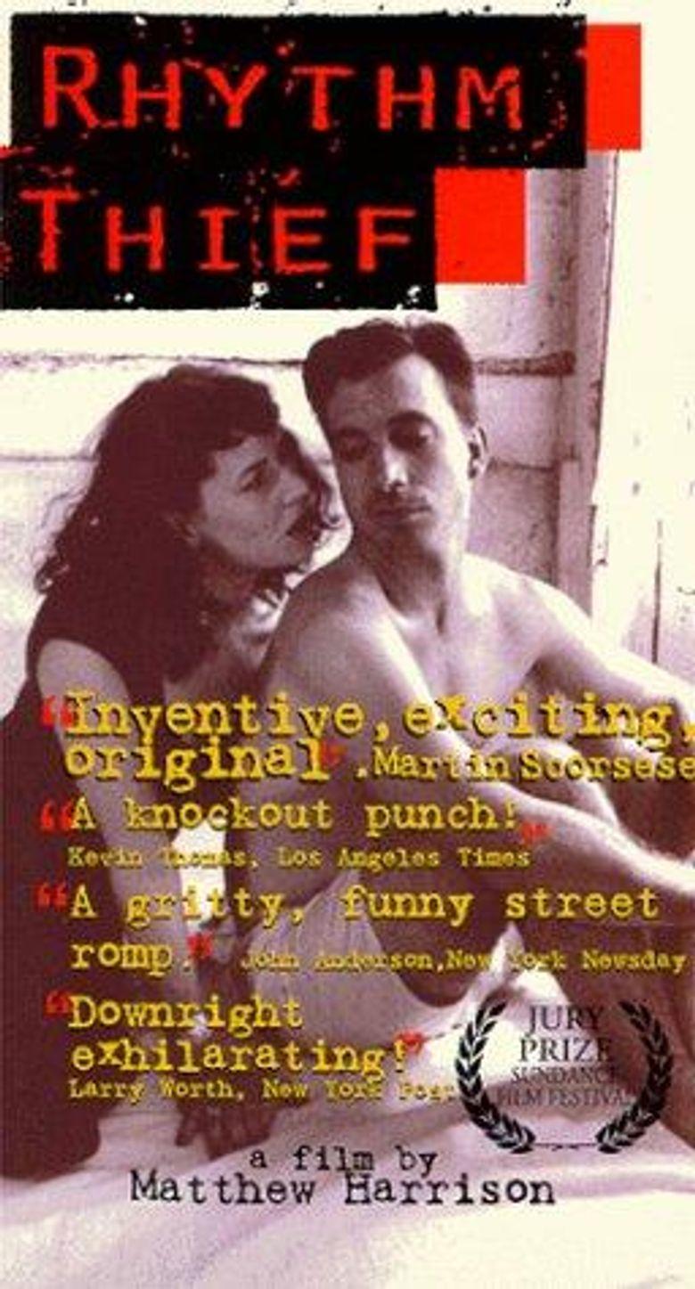 Rhythm Thief Poster
