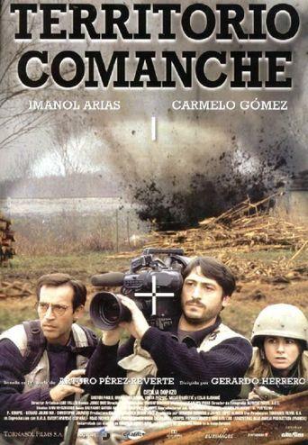 Territorio comanche Poster
