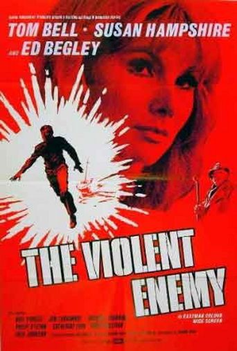 The Violent Enemy Poster