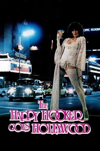 The Happy Hooker Goes Hollywood Poster