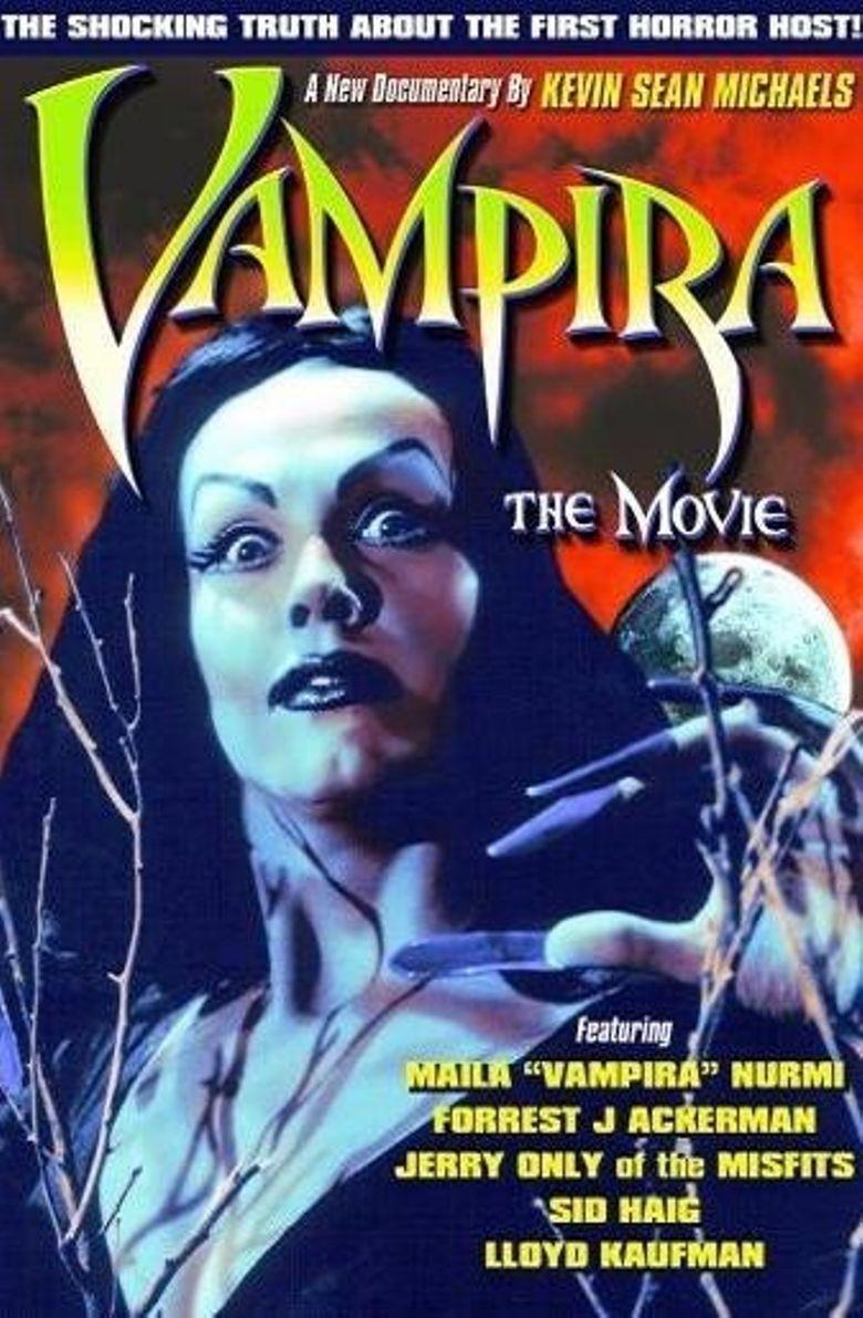 Vampira: The Movie Poster