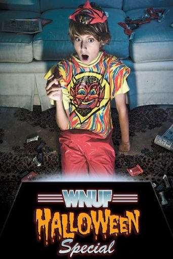 WNUF Halloween Special Poster