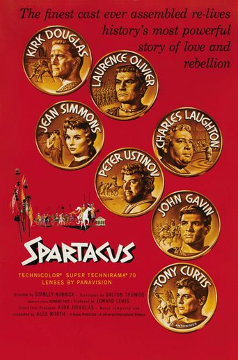 Watch Spartacus