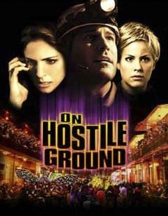 On Hostile Ground Poster