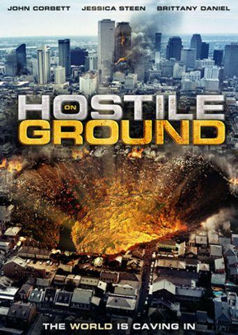 On Hostile Ground Poster