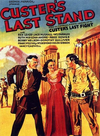 Watch Custer's Last Stand