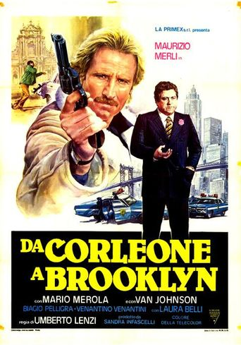 From Corleone to Brooklyn Poster