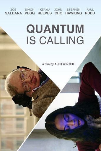 Quantum is Calling Poster