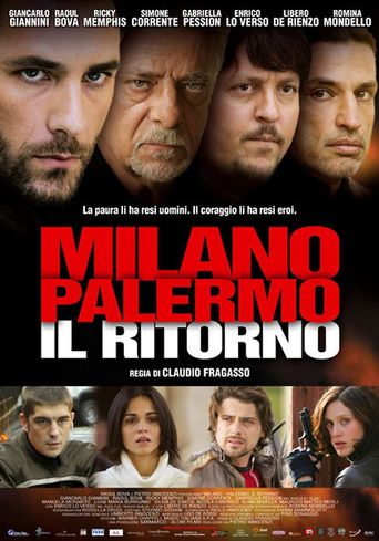 Milano-Palermo: Il Ritorno Poster