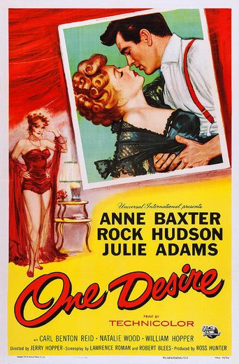One Desire Poster