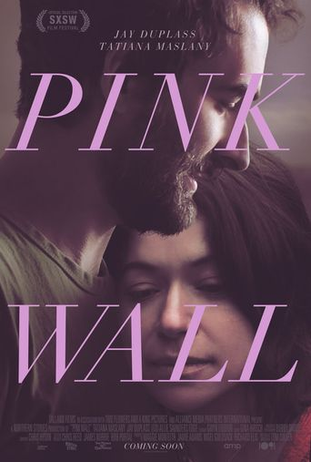 Pink Wall Poster