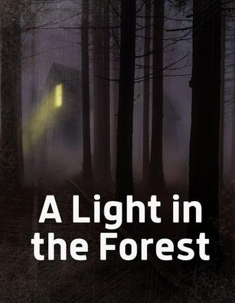 A light in the forest Poster
