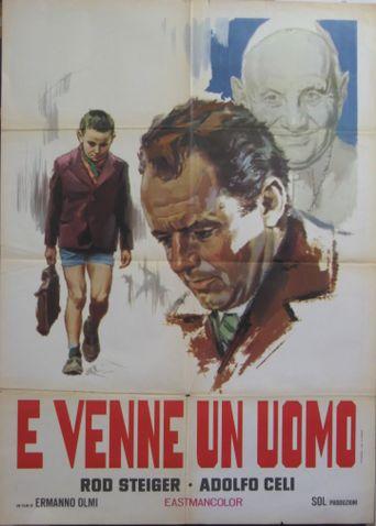 A Man Named John Poster