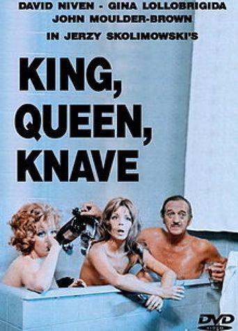 King, Queen, Knave Poster