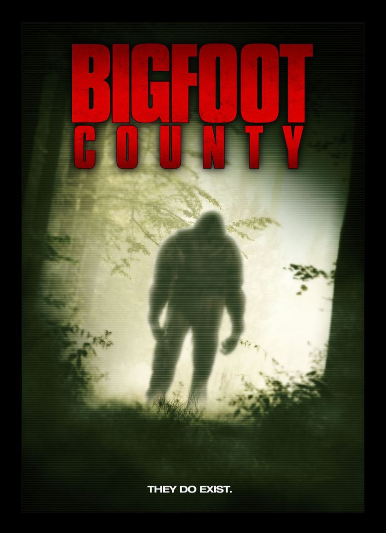 Bigfoot County Poster