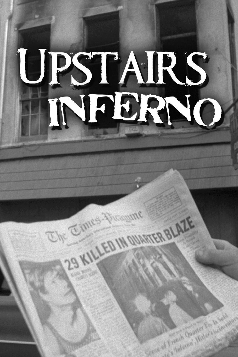 Upstairs Inferno Poster