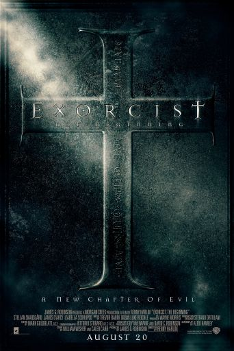 Exorcist: The Beginning Poster