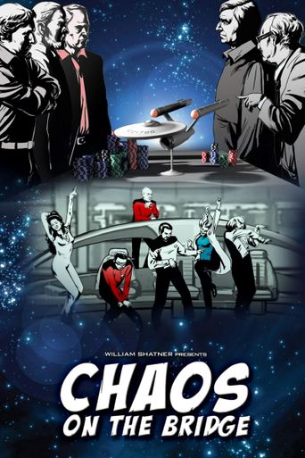 Chaos on the Bridge Poster