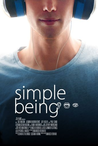 Simple Being Poster