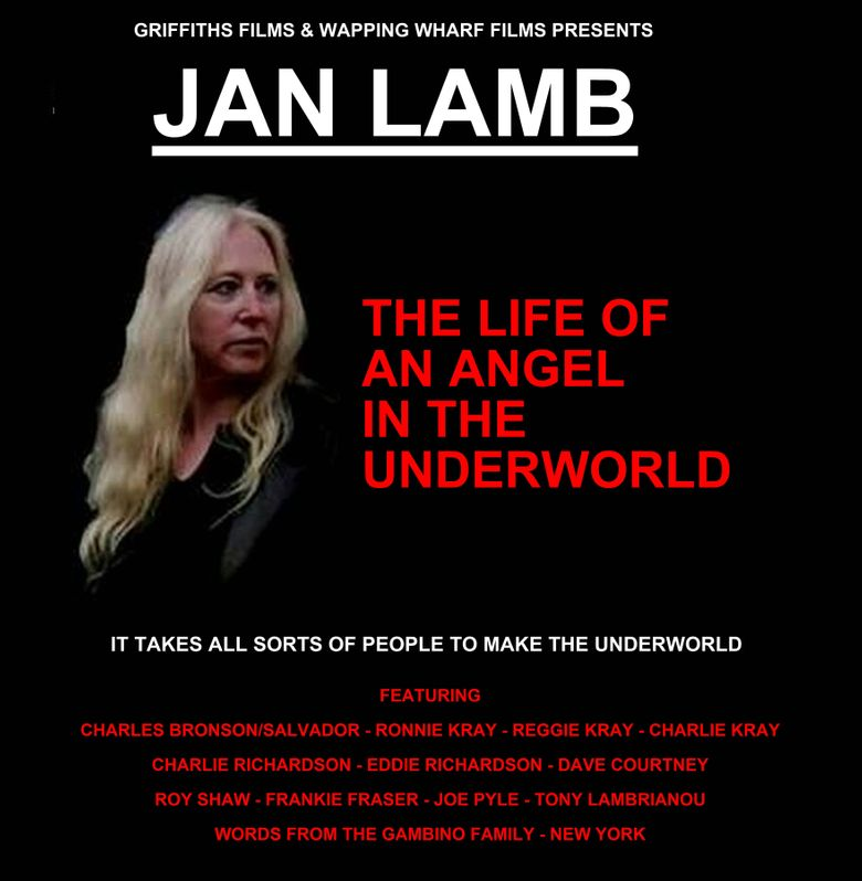 Jan Lamb: The Life of an Angel in the Underworld Poster