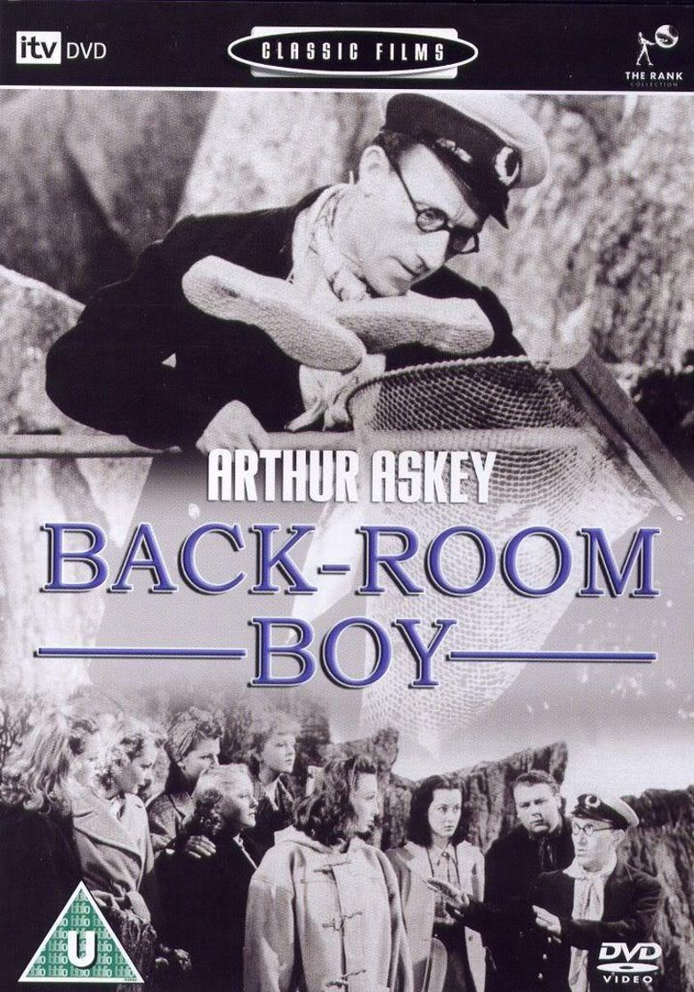 Back-Room Boy Poster