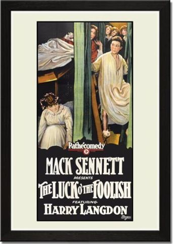 The Luck o' the Foolish Poster